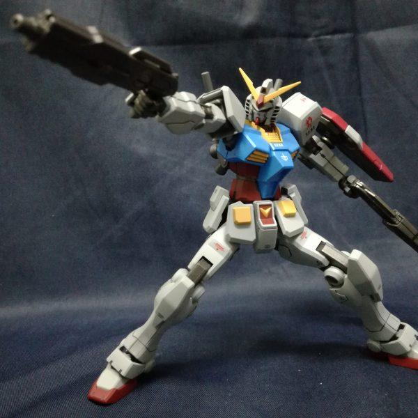 GBN Base Gundam (Operation: Buckshot)