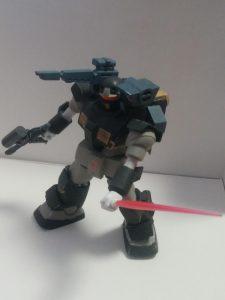 旧キット ガンキャノンⅡ(微改修)