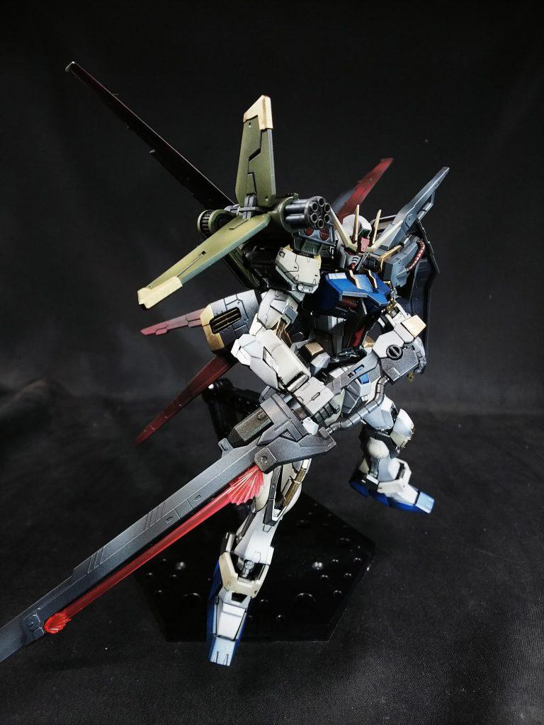 出撃!パーフェクト・ストライク アピールショット7
