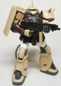 ザク2f2(砂漠仕様)