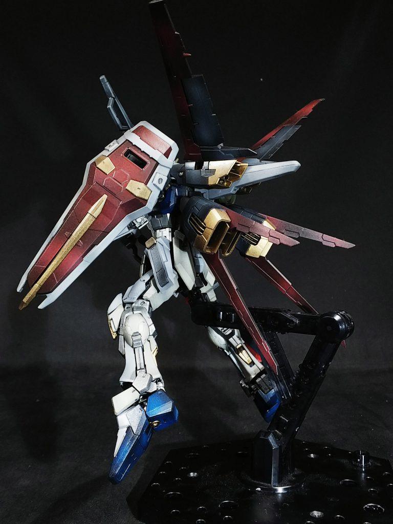 出撃!パーフェクト・ストライク アピールショット4
