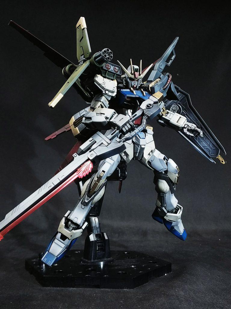 出撃!パーフェクト・ストライク アピールショット3
