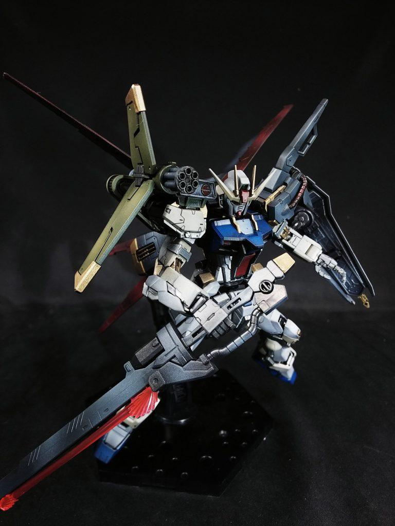 出撃!パーフェクト・ストライク アピールショット2