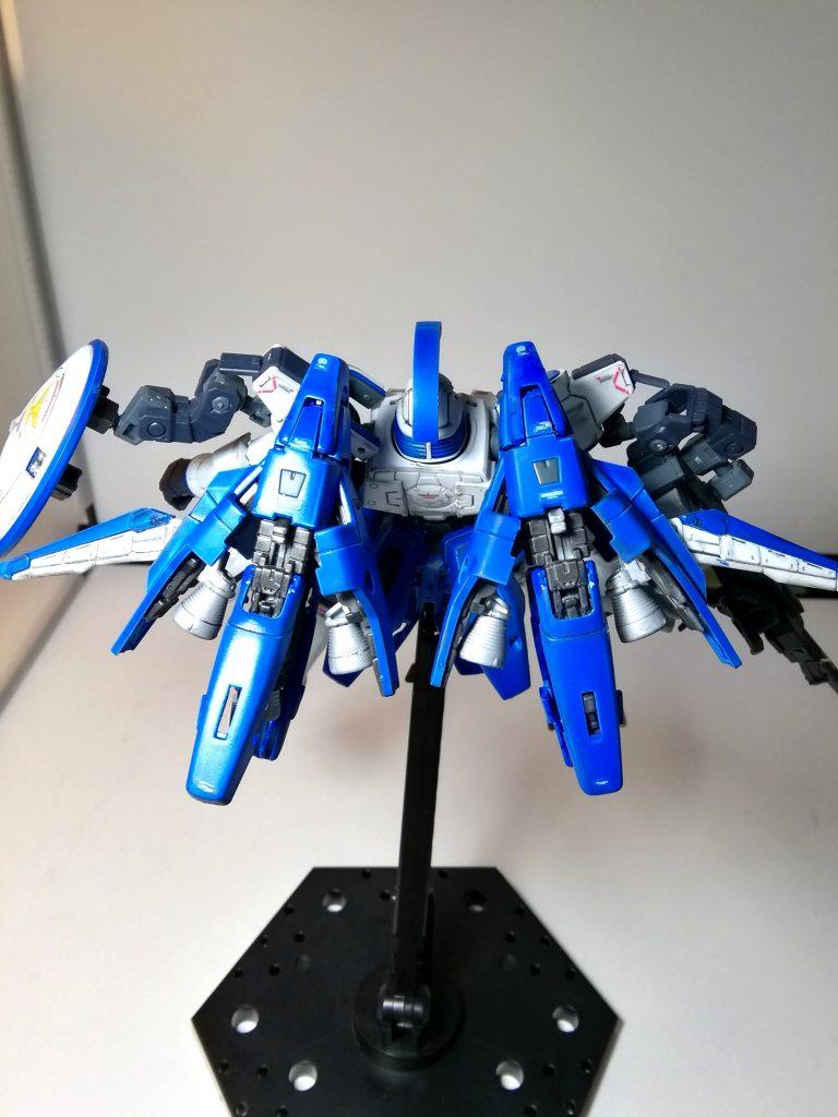 RG トールギス(トールギスⅢ風カラー) アピールショット5