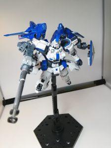 RG トールギス(トールギスⅢ風カラー)