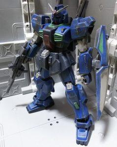 ヤザン専用ガンダムMk-Ⅱ