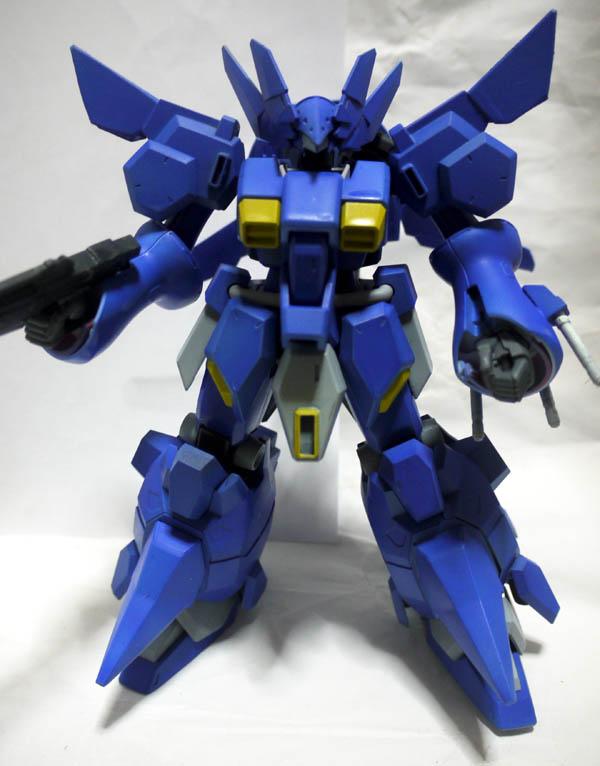 グスタフ・カールM3 アピールショット2