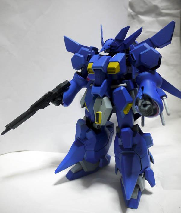 グスタフ・カールM3 アピールショット1