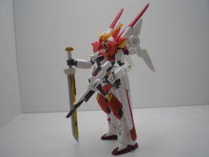 ガンダムM91改めガンダムF91 RED MIRAGE