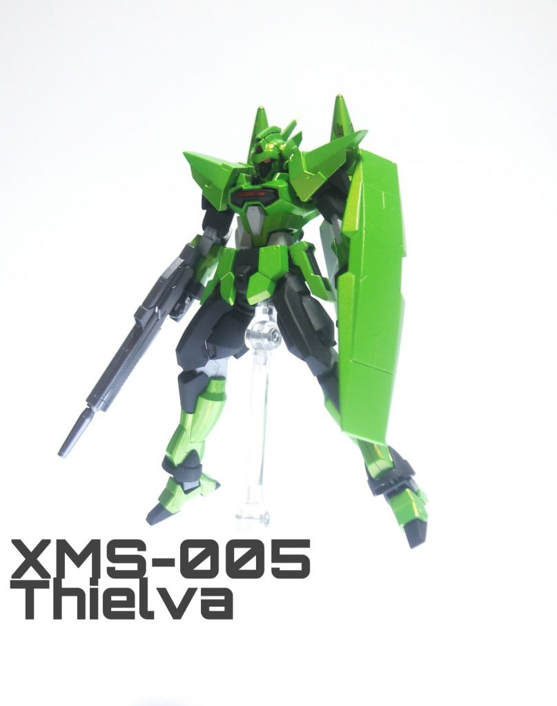 XMS-005 ティエルヴァ
