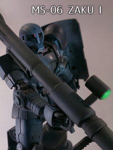 MS-06 ZAKU [黒い三連星]