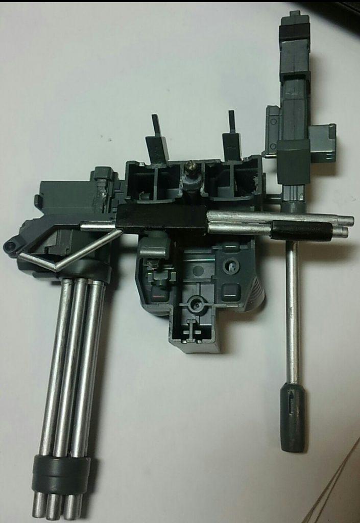 SHA(Super Heavy Armor)ストライクガンダム アピールショット2
