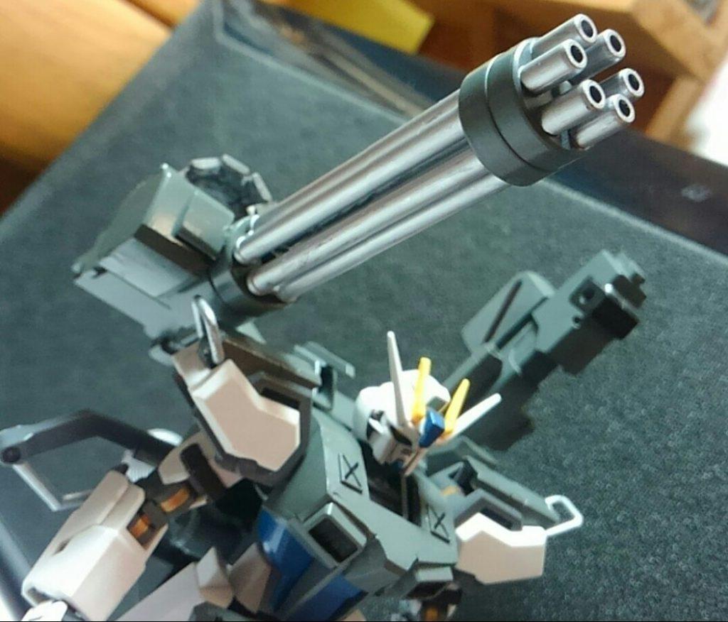 SHA(Super Heavy Armor)ストライクガンダム アピールショット3