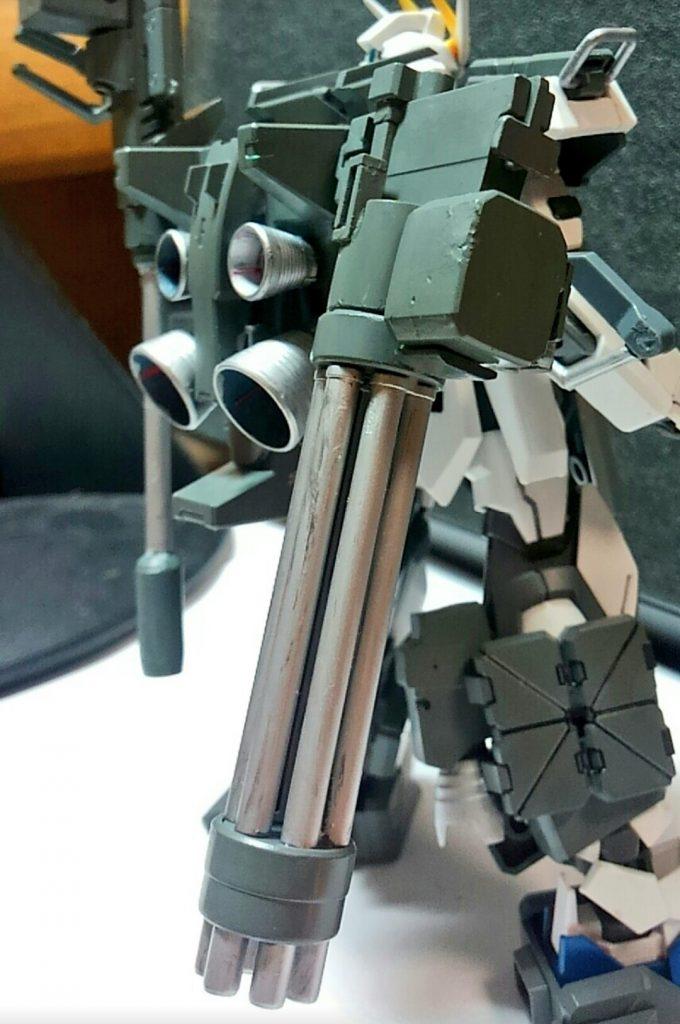 SHA(Super Heavy Armor)ストライクガンダム アピールショット4