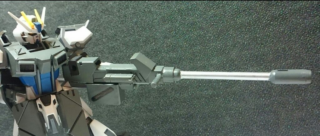 SHA(Super Heavy Armor)ストライクガンダム アピールショット5