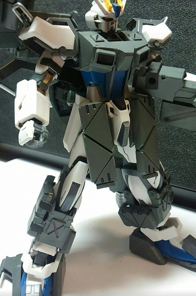 SHA(Super Heavy Armor)ストライクガンダム アピールショット8