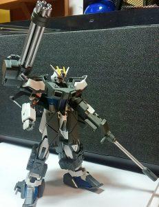 SHA(Super Heavy Armor)ストライクガンダム