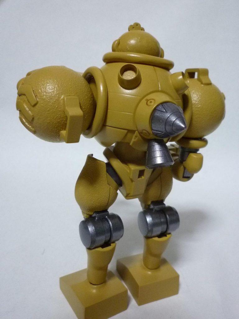 拠点防衛型無人MS「アラハバキ」 アピールショット2