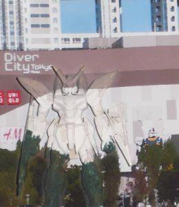 ブリッツガンダム ミラージュコロイド風塗装