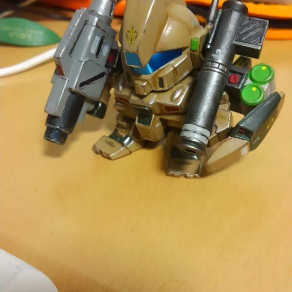 SDジェガン(武装強化型)