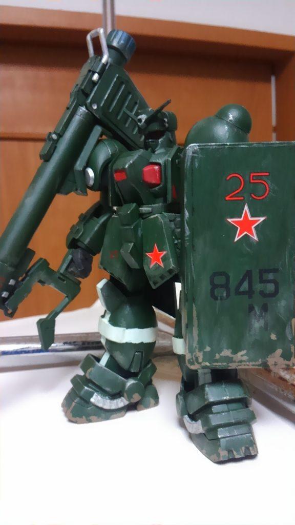 ボルトガンダム ソ連軍仕様