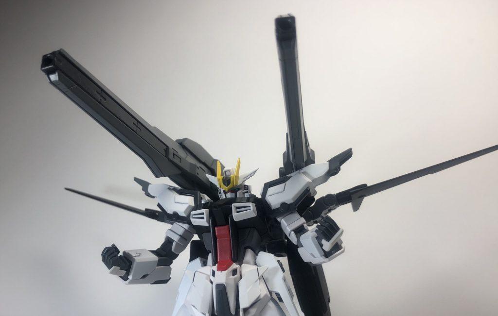 Ex-SEED STRIKE GUNDAM 制作工程6