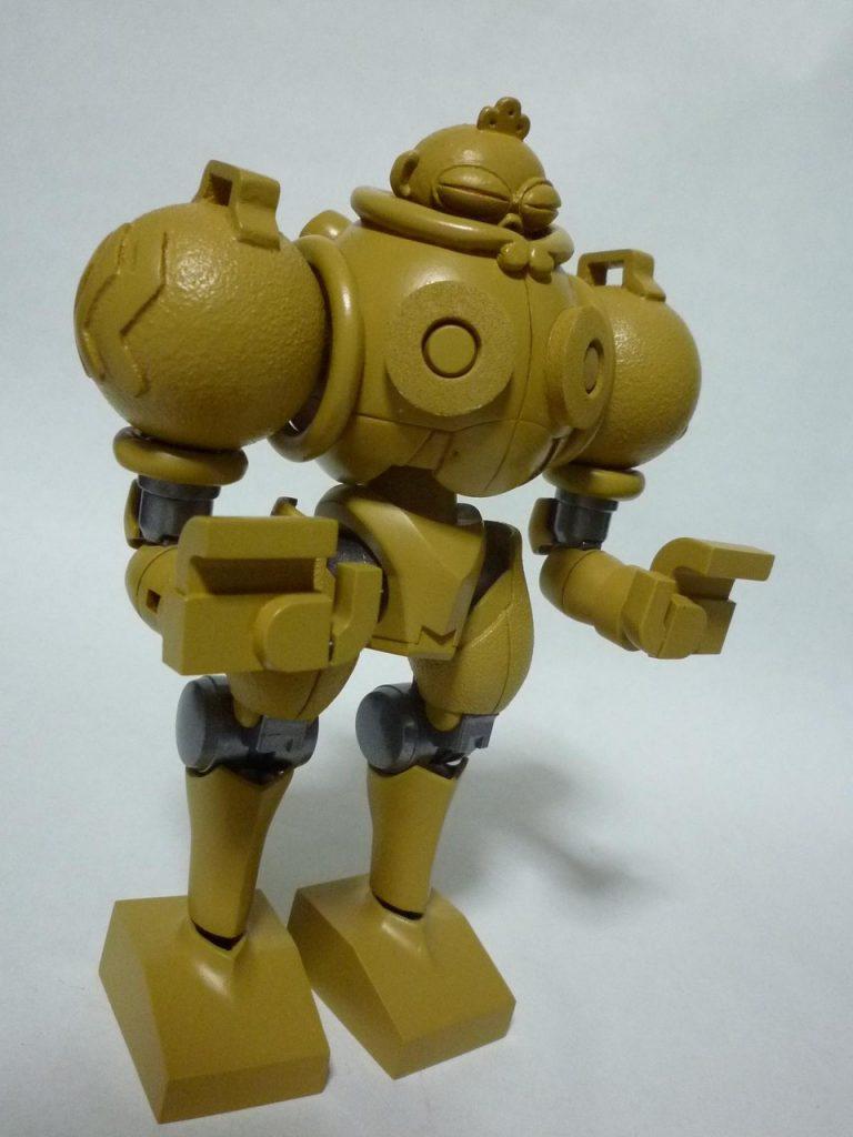 拠点防衛型無人MS「アラハバキ」 アピールショット1