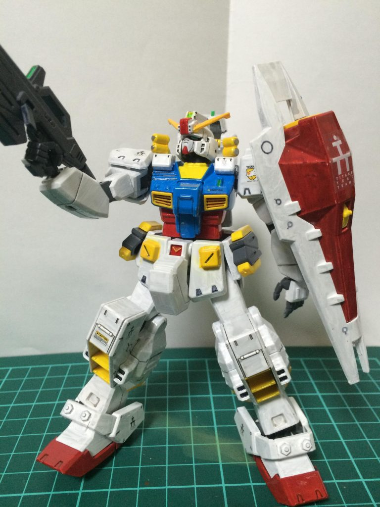 HGガンダムTR-1ヘイズル改