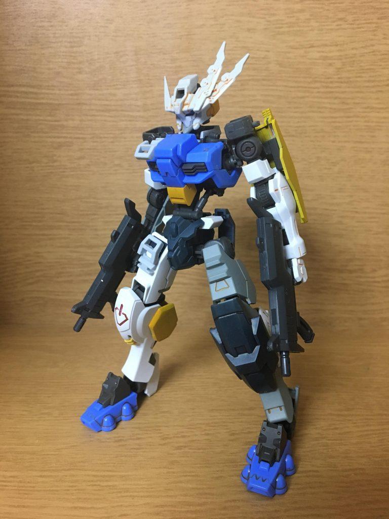 ASW-G-02 ガンダム・アガレス アピールショット1