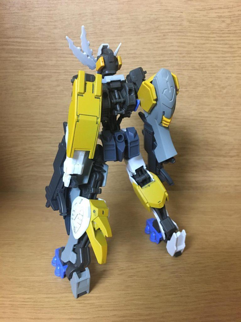 ASW-G-02 ガンダム・アガレス アピールショット2