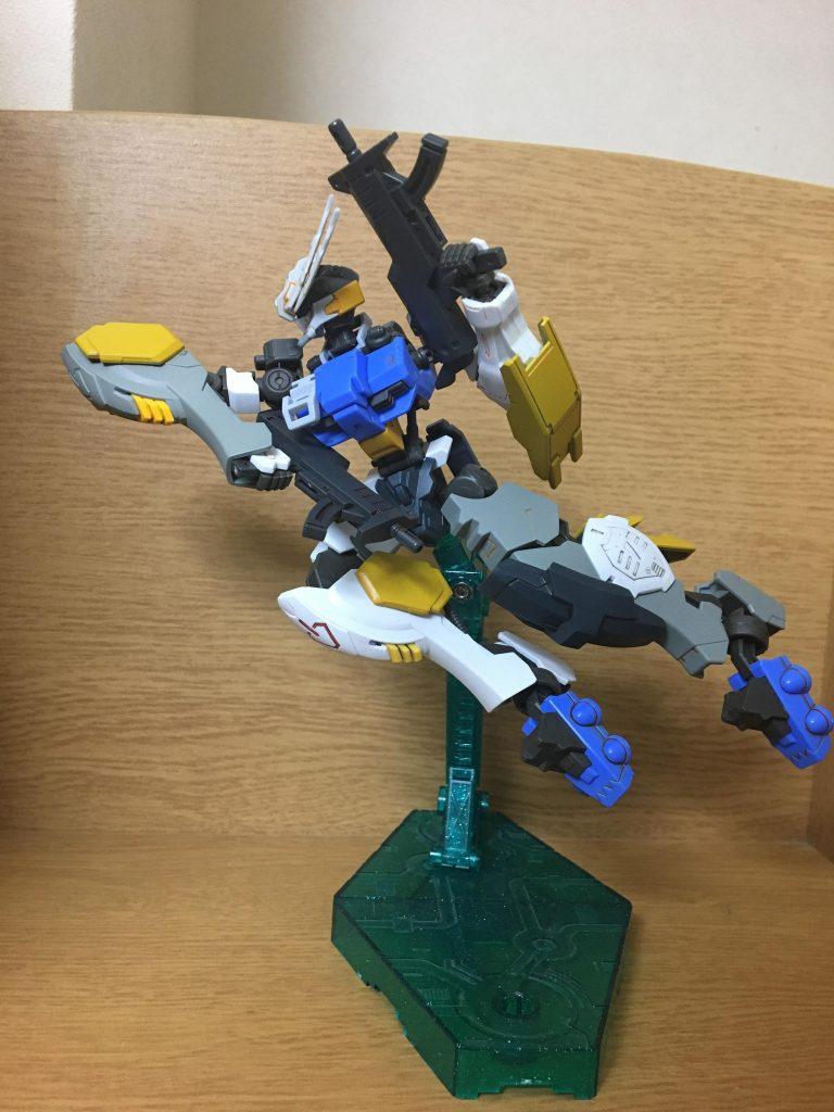 ASW-G-02 ガンダム・アガレス アピールショット3
