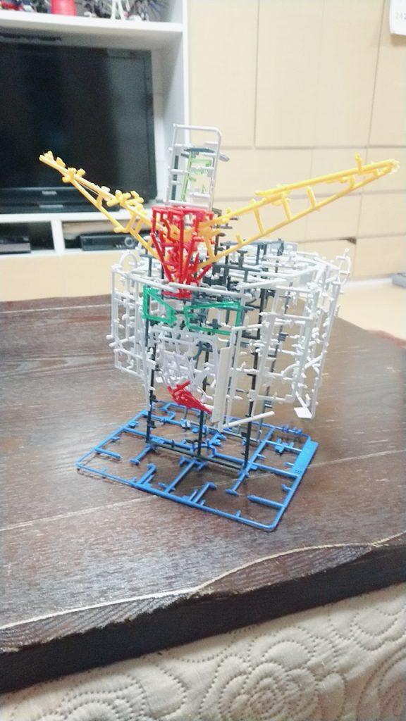 ガンダムMk-2ランナー 制作工程2