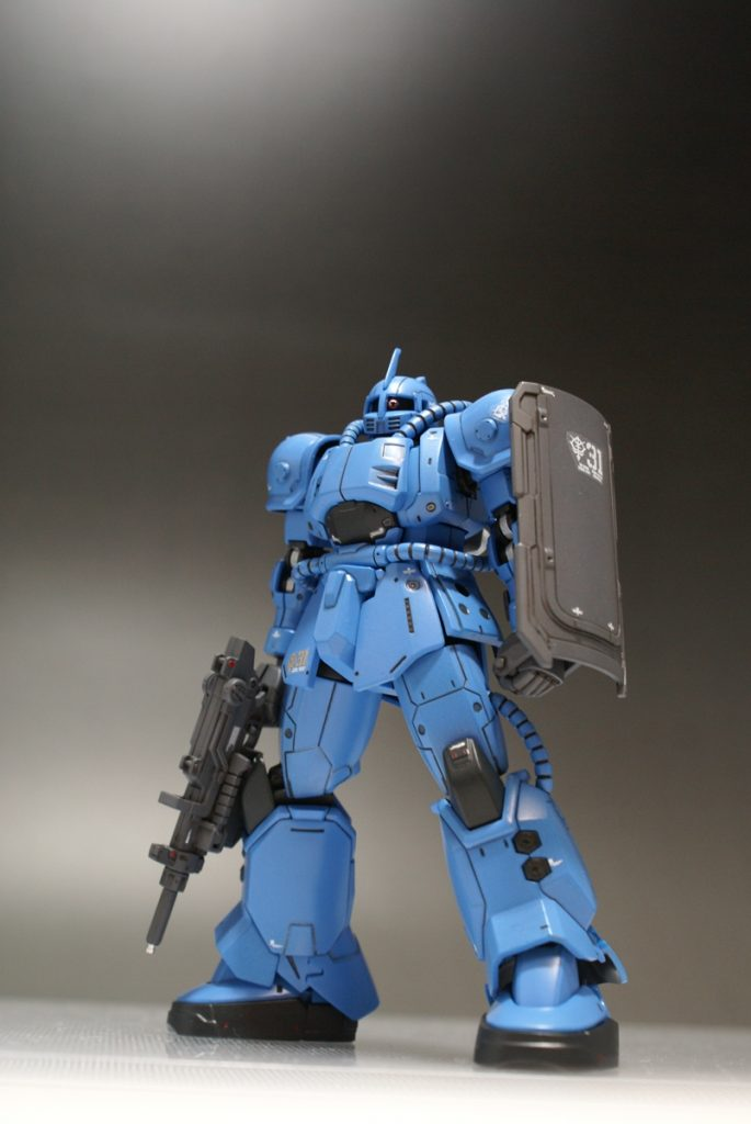 "HG ORIGIN MS-04 ""BUGU"" アピールショット3"