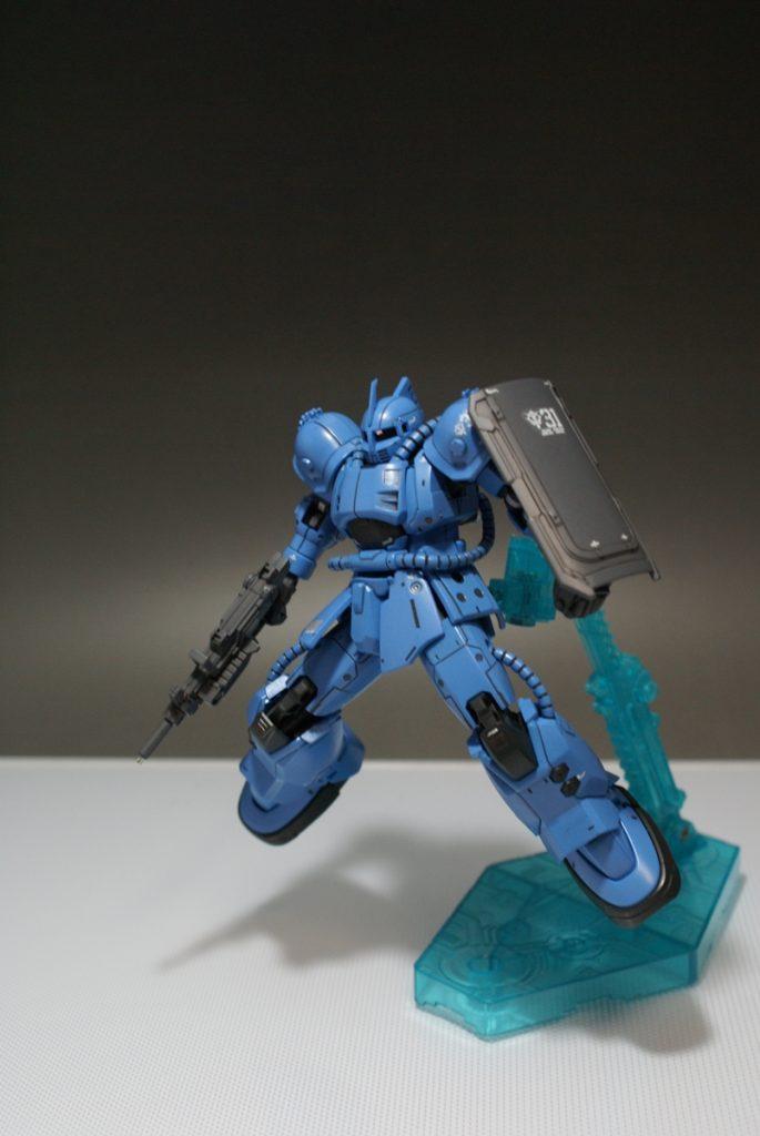 "HG ORIGIN MS-04 ""BUGU"" アピールショット5"