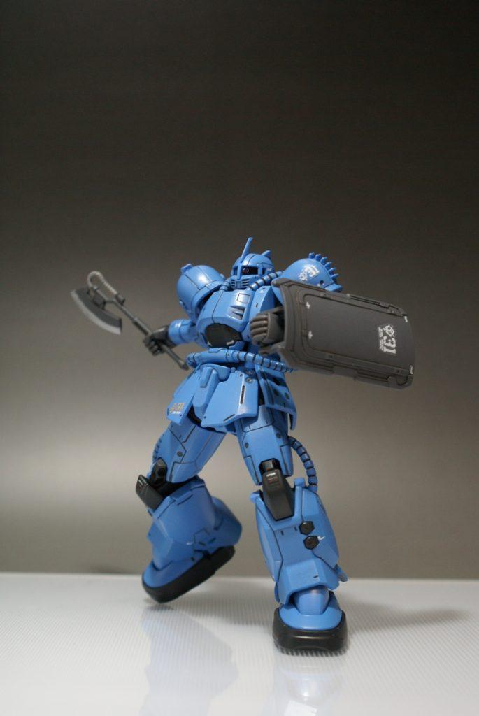 "HG ORIGIN MS-04 ""BUGU"" アピールショット6"