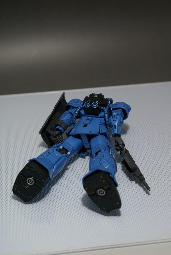 "HG ORIGIN MS-04 ""BUGU"" アピールショット8"