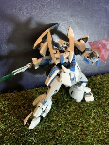 ソレスタル・GN-X