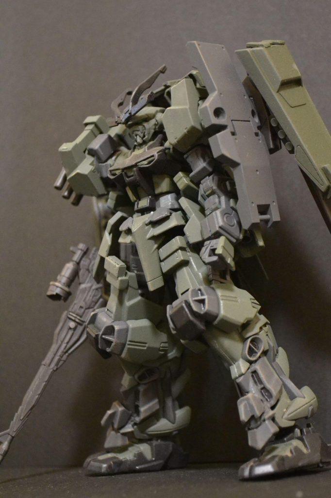陸戦型アストレイ