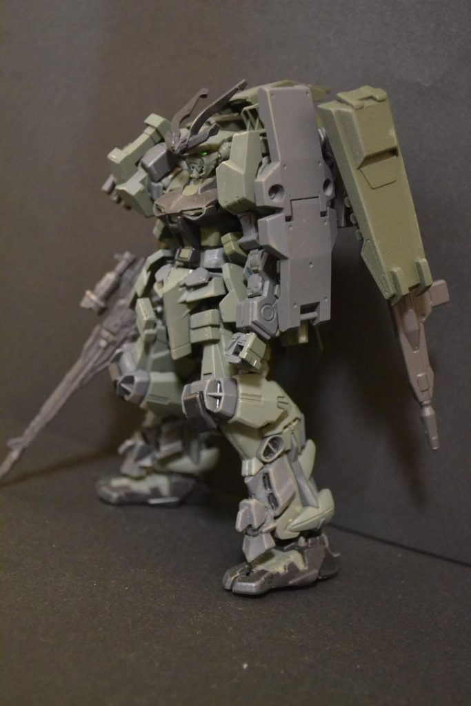 陸戦型アストレイ アピールショット1