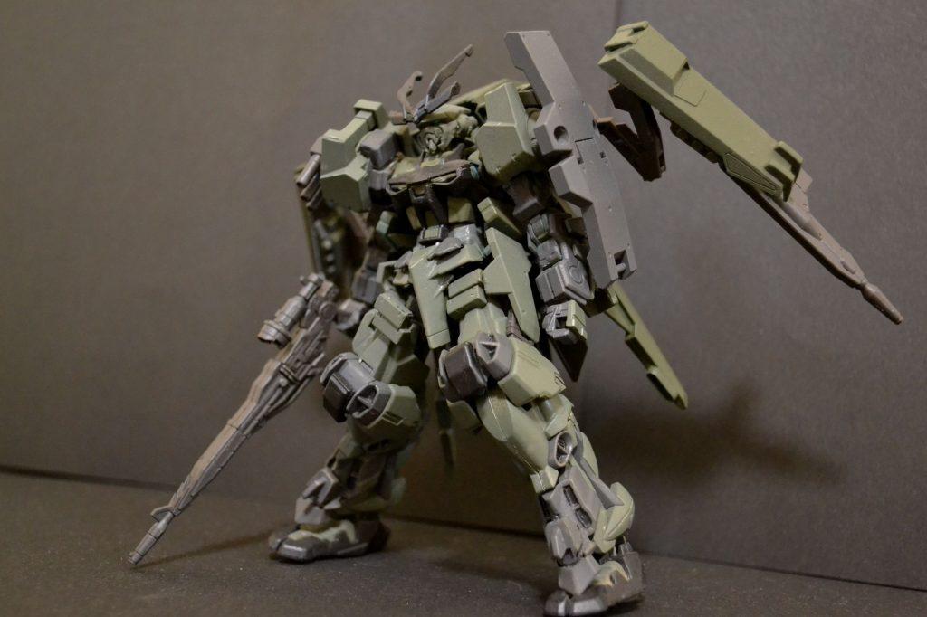 陸戦型アストレイ アピールショット2
