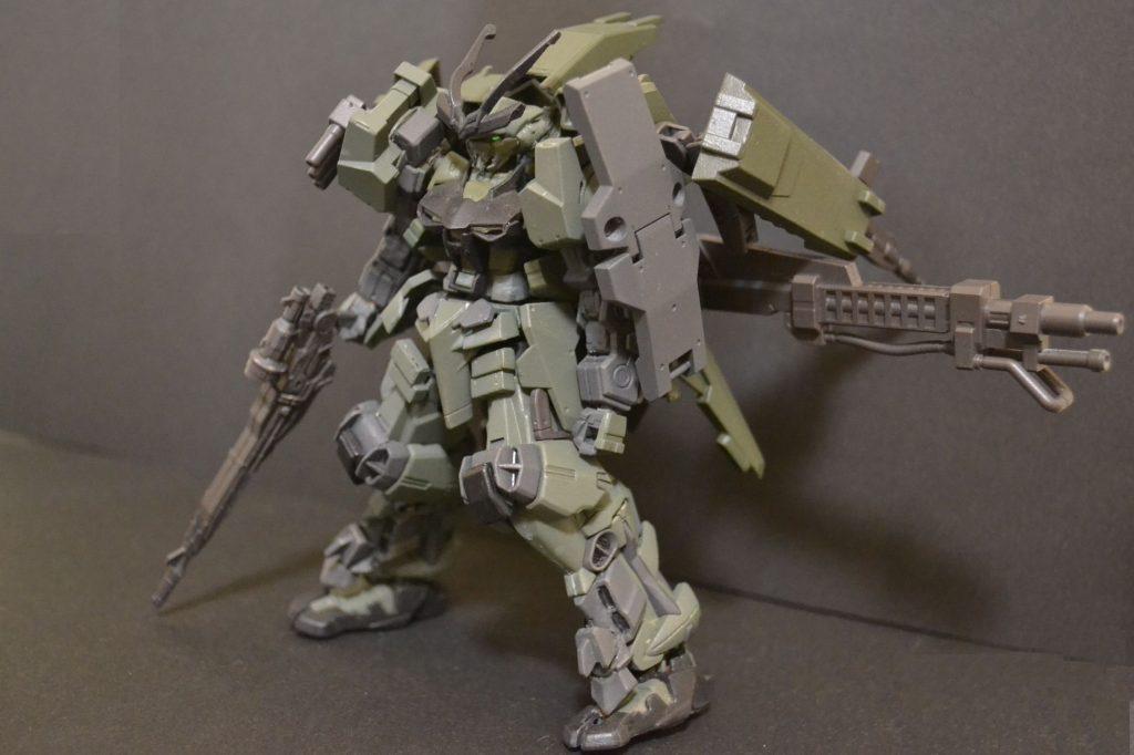 陸戦型アストレイ アピールショット5