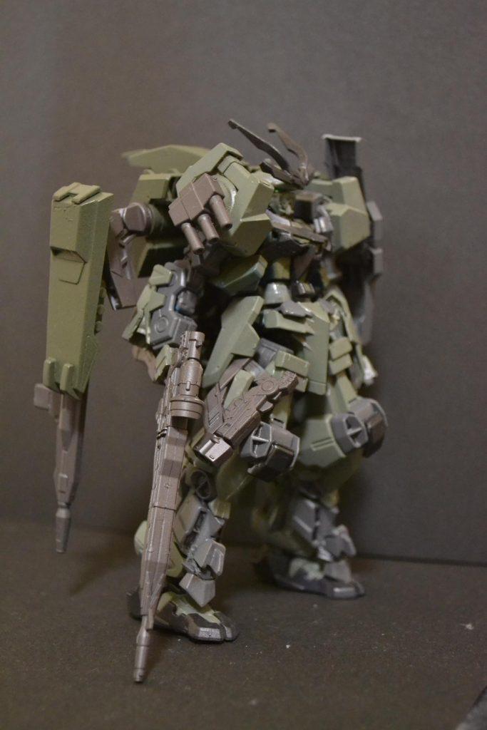 陸戦型アストレイ アピールショット6