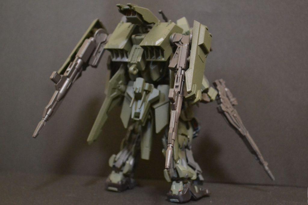 陸戦型アストレイ アピールショット3