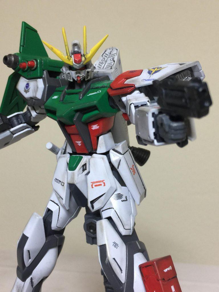 3代目 ロックオン・ストラトス 狙い撃つぜ❗️ アピールショット6