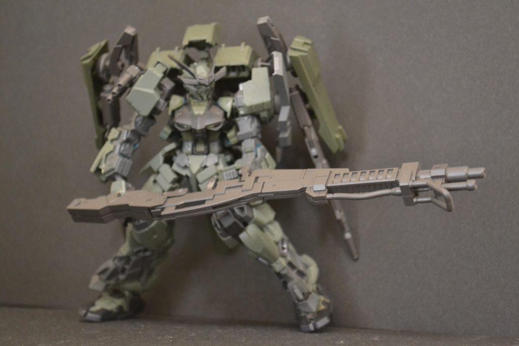 陸戦型アストレイ 制作工程1