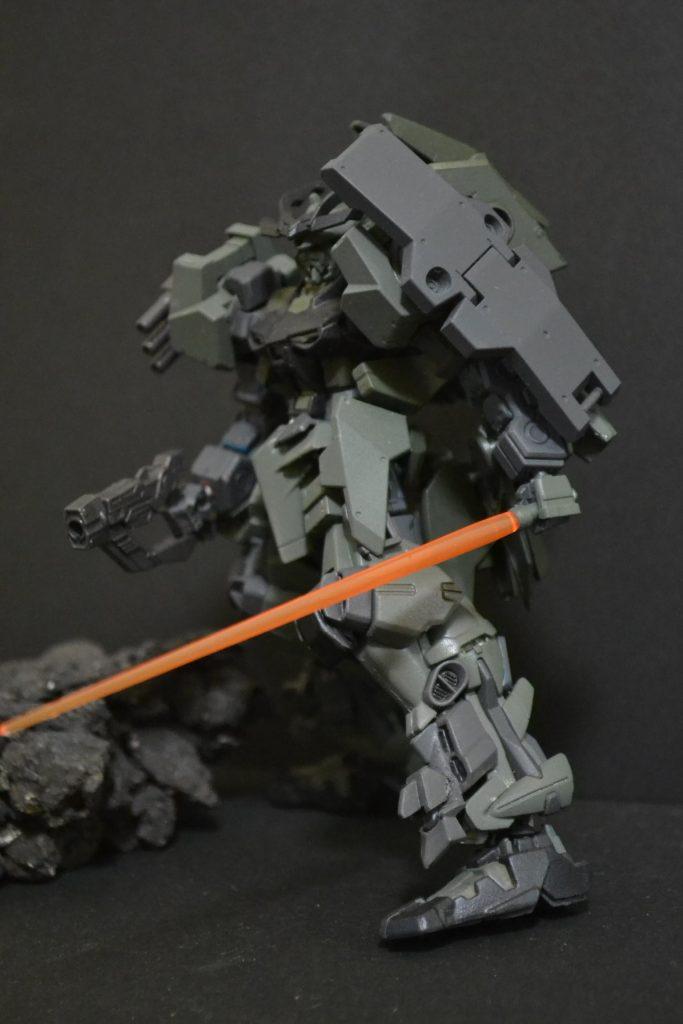陸戦型アストレイ 制作工程4