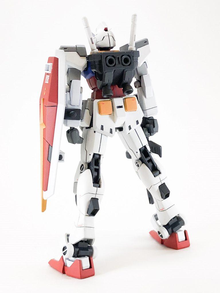インパルス改造 RX-78-2 ガンダム アピールショット2