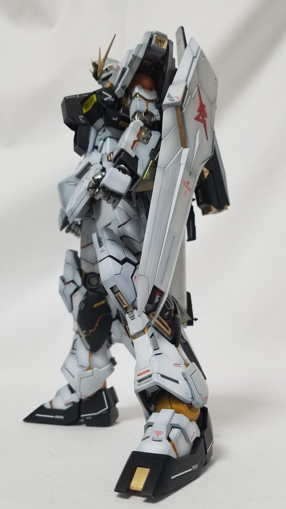 RX-93 ニューガンダム バージョンka. アピールショット6