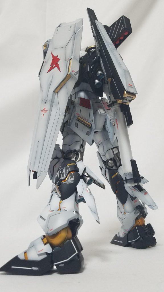 RX-93 ニューガンダム バージョンka. アピールショット3