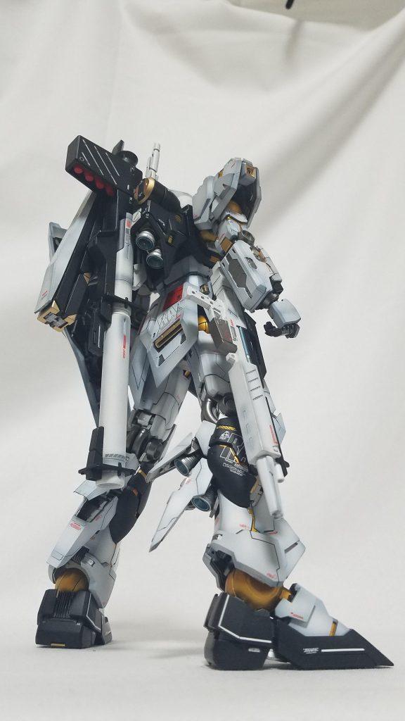 RX-93 ニューガンダム バージョンka. アピールショット2